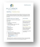 Hotel Finance